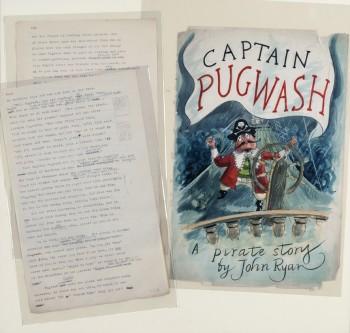 captain pugwash deutsch