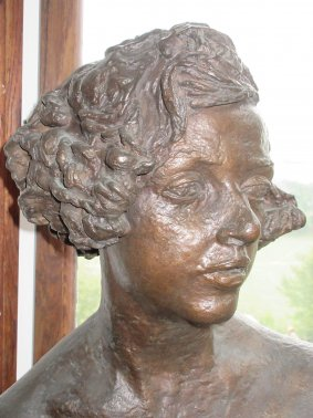 Jacob Epstein Claire Sheridan Small