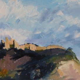 Hastings Castle Size 10 X8